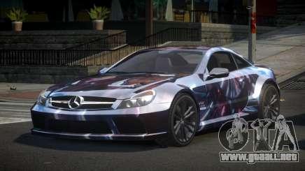 Mercedes-Benz SL65 U-Style PJ4 para GTA 4