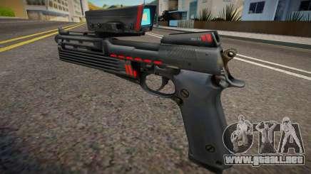 AJM-9 para GTA San Andreas