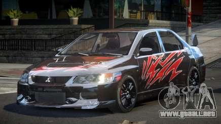 Mitsubishi LE IX S1 para GTA 4