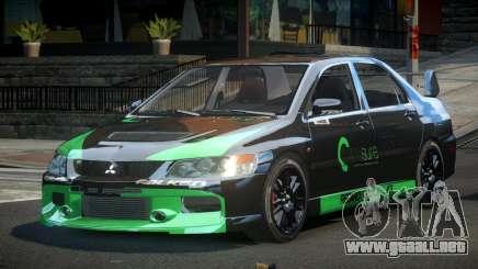Mitsubishi LE IX S2 para GTA 4