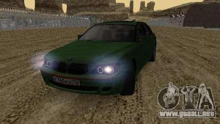 BMW 760LI EKH152RUS [Reciclaje] para GTA San Andreas