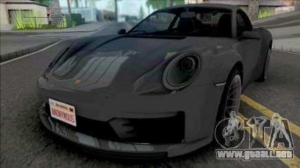 GTA Online Pfister Comet S2 para GTA San Andreas