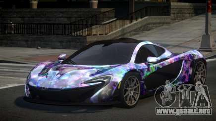 McLaren P1 Qz S2 para GTA 4