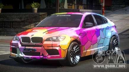 BMW X6 PS-I S10 para GTA 4