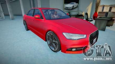 Audi A6 (Stock) para GTA San Andreas