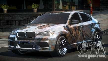 BMW X6 PS-I S4 para GTA 4