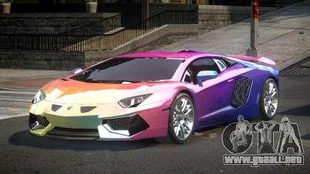 Lamborghini Aventador PSI Qz S10 para GTA 4