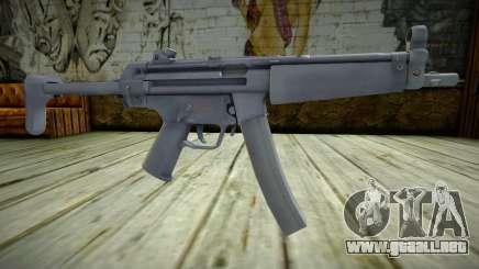 Quality MP5 para GTA San Andreas