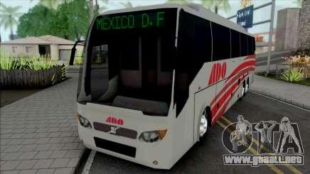 Volvo 9700 ADO Ultraligero v2 para GTA San Andreas