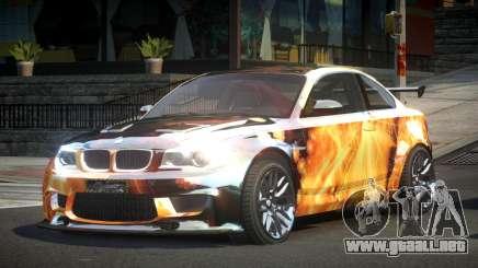 BMW 1M E82 GT-U S4 para GTA 4
