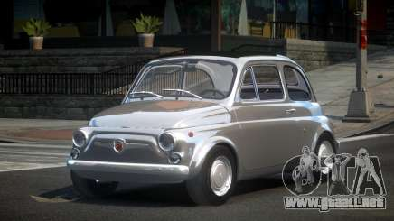 Fiat Abarth PS-U para GTA 4