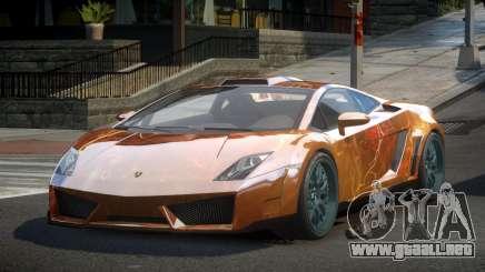 Lamborghini Gallardo GS Qz S8 para GTA 4