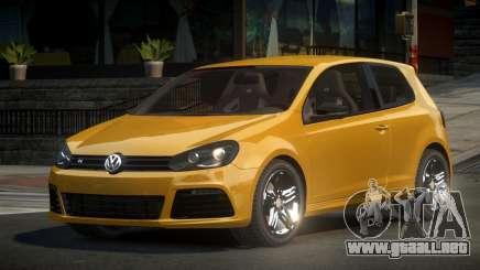 Volkswagen Golf SP V1.1 para GTA 4