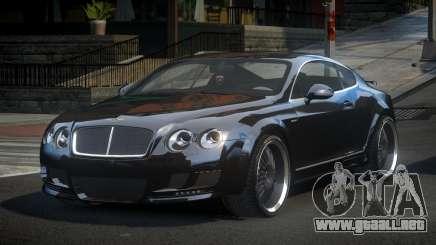 Bentley Continental ERS para GTA 4