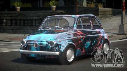Fiat Abarth PS-U S7 para GTA 4
