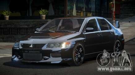 Mitsubishi LE IX para GTA 4