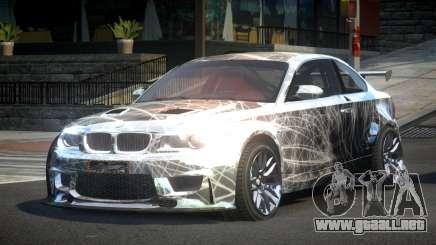 BMW 1M E82 GT-U S7 para GTA 4