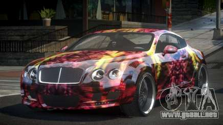 Bentley Continental ERS S4 para GTA 4