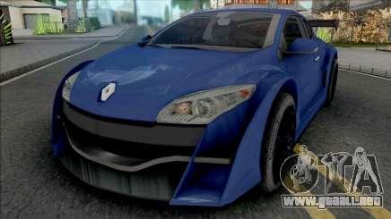 Renault Megane RS Trophy para GTA San Andreas