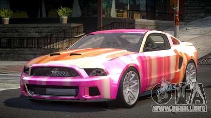 Ford Mustang GT-I L4 para GTA 4