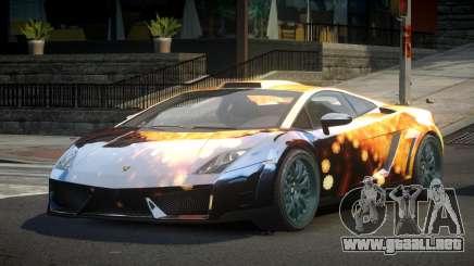 Lamborghini Gallardo GS Qz S2 para GTA 4