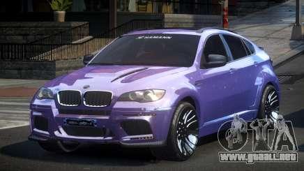 BMW X6 PS-I S5 para GTA 4