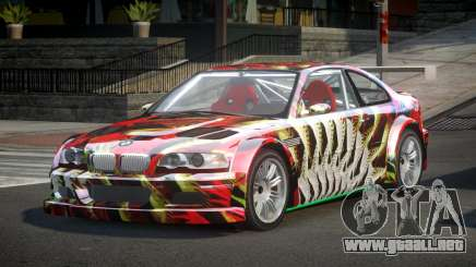BMW M3 E46 G-Tuning L6 para GTA 4