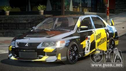 Mitsubishi LE IX S7 para GTA 4