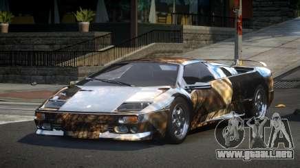 Lamborghini Diablo U-Style S5 para GTA 4