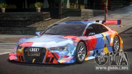 Audi RS5 GT S2 para GTA 4