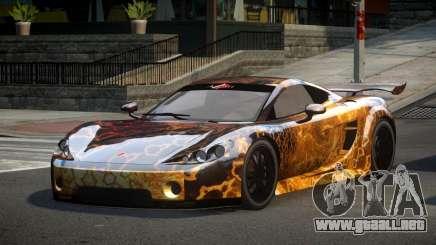 Ascari A10 U-Style S10 para GTA 4