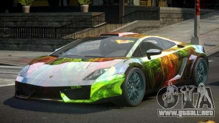 Lamborghini Gallardo GS Qz S3 para GTA 4