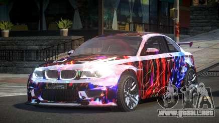 BMW 1M E82 GT-U S6 para GTA 4