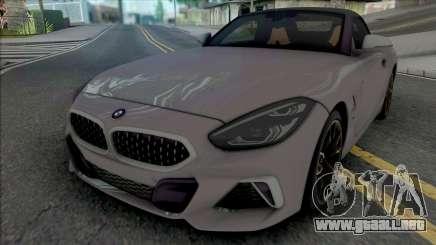 BMW Z4 M40i 2019 [HQ] para GTA San Andreas