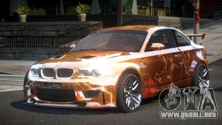 BMW 1M E82 GT-U S8 para GTA 4
