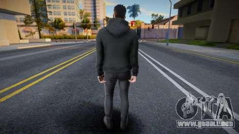Dante (good skin) para GTA San Andreas