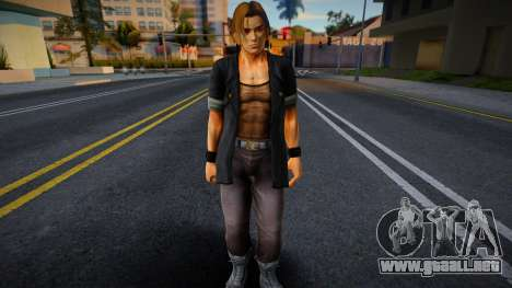 Dead Or Alive 5: Ultimate - Ein (Costume 1) 2 para GTA San Andreas