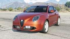 Alfa Romeo MiTo Quadrifoglio Verde (955) 2014〡add-on v2.5b para GTA 5