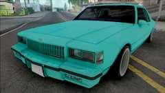 Chevrolet Caprice 1987 (2 Doors)