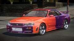 Nissan Skyline R34 J-Style S5 para GTA 4
