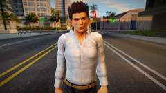 Dead Or Alive 5 - Jann Lee (Costume 3) v1 para GTA San Andreas