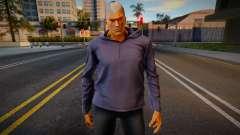 Bryan FBI Agent 1 para GTA San Andreas
