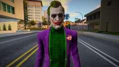 Joker (good textures) para GTA San Andreas