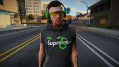 GTA Online Skin Ramdon Male Outher 7 v2 para GTA San Andreas