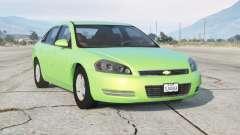 Chevrolet Impala LS 2010〡add-on v2.0.1b para GTA 5