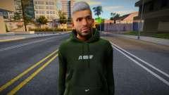Kun Aguero para GTA San Andreas