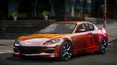 Mazda RX-8 Qz S4 para GTA 4