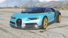 Bugatti Chiron 2016 v3.0b para GTA 5