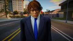 Shin Kamiya Tekken Blood Vengeance para GTA San Andreas