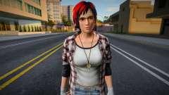 Dead Or Alive 5 - Mila (Costume 2) 1 para GTA San Andreas
